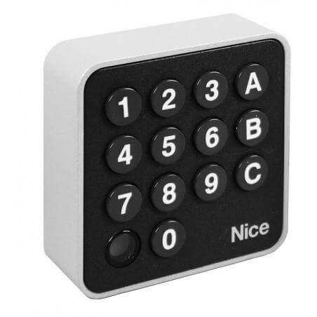 Clavier à code 13 touches nice