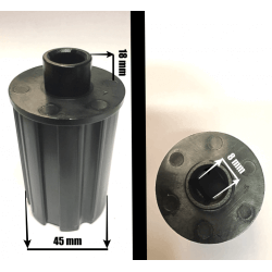 Embouts tube A221A
