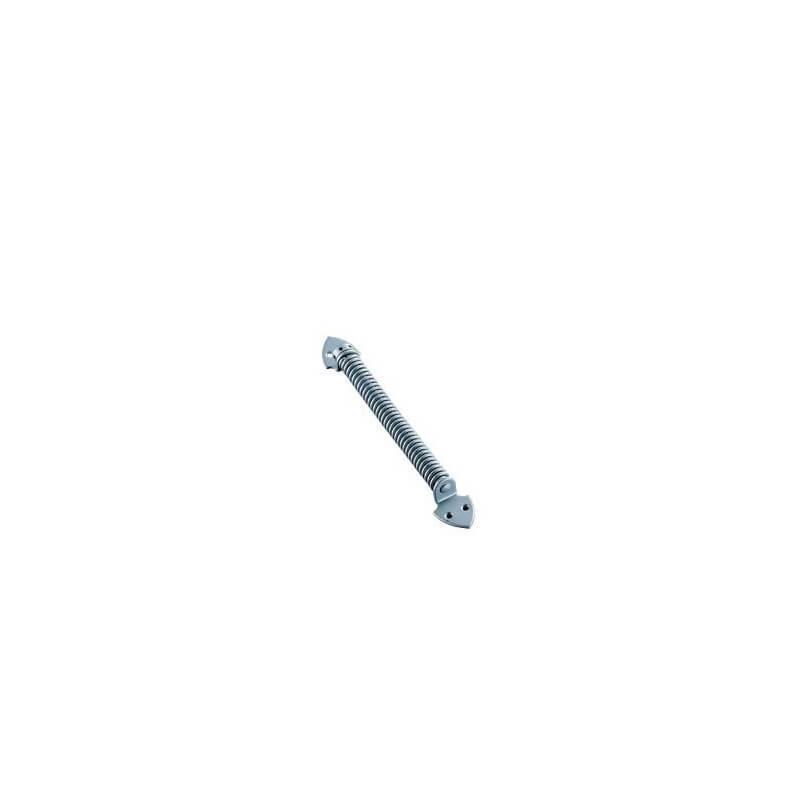Ferme-porte groom à ressort spiral N°72 argent - GROOM - 172001