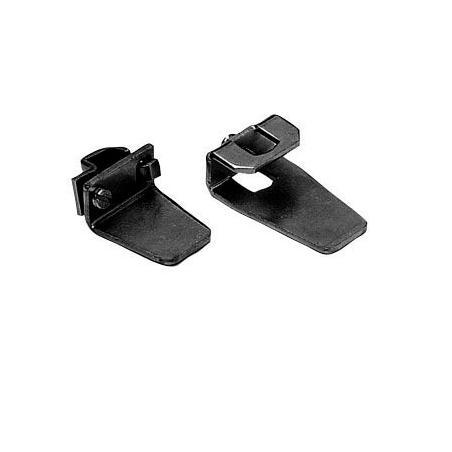 Butée arret de volet 609B TORBEL - Zinc noir - P36903100