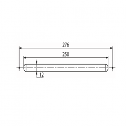 grille ventilation d'entrée d'air pour fenêtre de la marque Anjos modulable