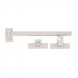 Entrebâilleur  de fenêtre STICKAIR SOCONA PVC Blanc - G1